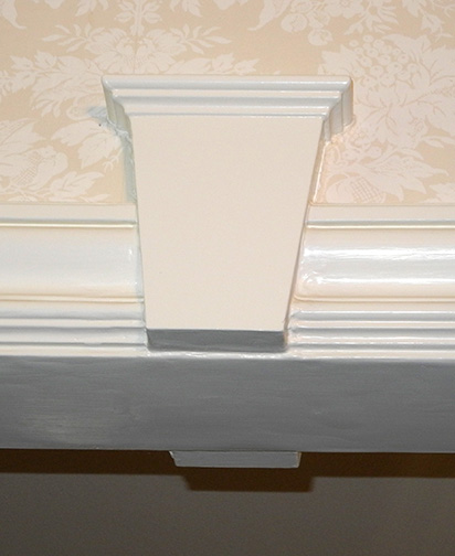 molding detail