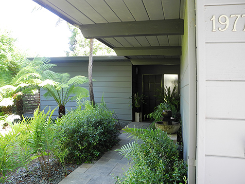 Channing ave. Green Gables Eichler