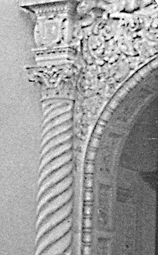 Churringuesque detail