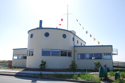 Sea Scout Base