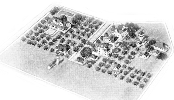 Old rendering of Ashby Addition