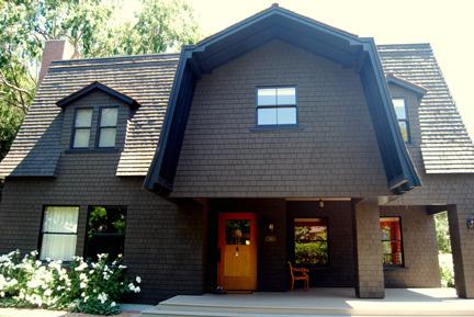 Sunbonnet House, Professorville, Palo Alto